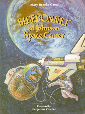 Bluebonnet at Johnson Space Center: Casad, Mary Brooke