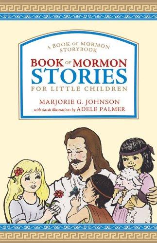 9780882900636: Book of Mormon Stories for Little Children