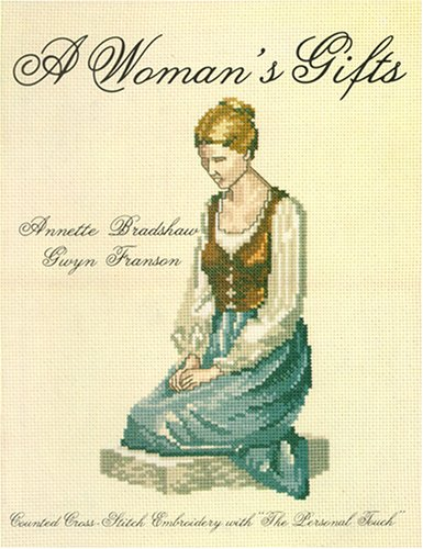 9780882902043 A Womans Gifts Counted Cross Stitch Embroidery With