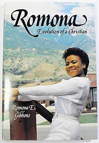 9780882902562: Romona, evolution of a Christian