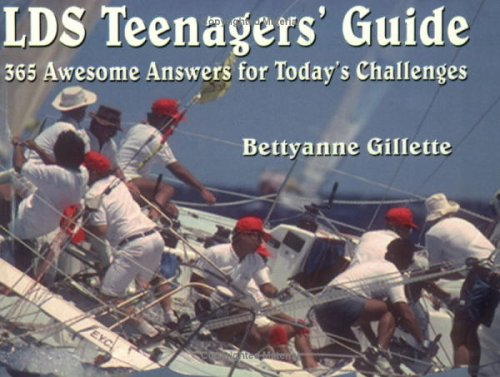 9780882905921: LDS Teenagers Guide: 365 Awsome Answers for Today's Challenges