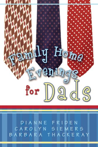9780882906737: Family Home Evenings for Dads