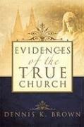9780882907123: Evidences of the True Church