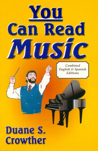 9780882907482: You Can Read Music/Usted Puede Leer Música: Combined English and Spanish Editions