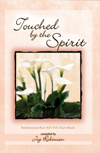 9780882907710: Touched By the Spirit: Testimonies That Will Fill Your Heart