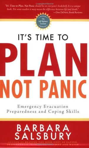 9780882908106: It's Time to Plan, Not Panic