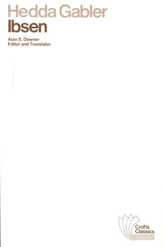 9780882950440: Hedda Gabler (Crofts Classics)