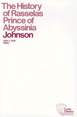 The History of Rasselas Prince of Abyssinia: Samuel Johnson, Gwin