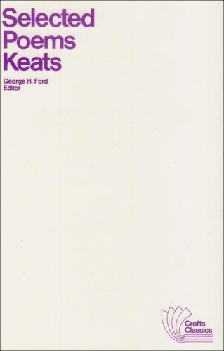 Selected Poems: John Keats and