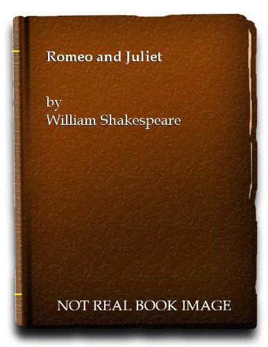 9780882950815: Romeo & Juliet O/P