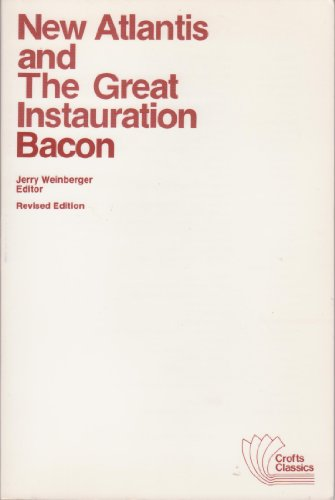 9780882951133: Great Instauration