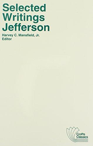 9780882951201: Selected Writings