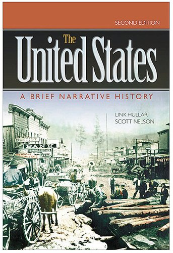 9780882952291: The United States: A brief Narrative History