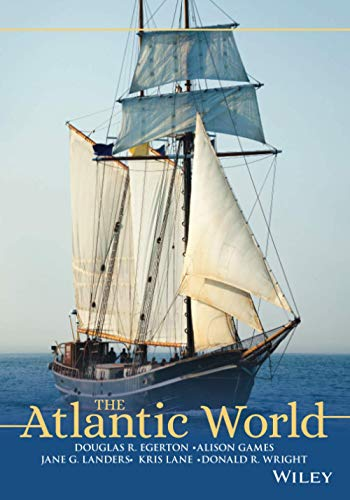 9780882952451: The Atlantic World: A History, 1400 - 1888