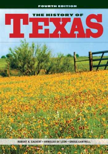 9780882952550: The History of Texas