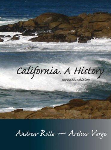 9780882952567: California: A History