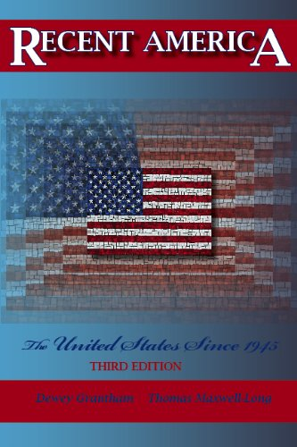 9780882952765: Recent America: The United States Since 1945