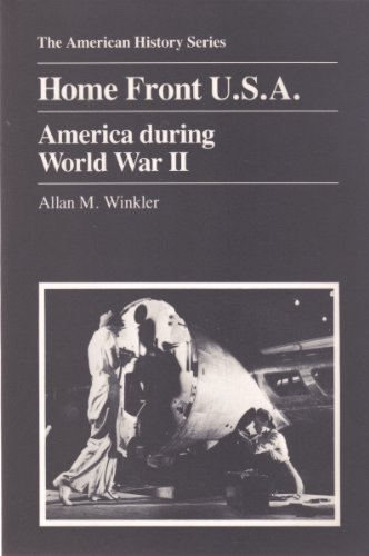 9780882958354: Home Front U.S.A.: America During World War II