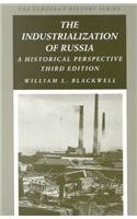 9780882959054: The Industrialization of Russia: A Historical Perspective (The European History Series)
