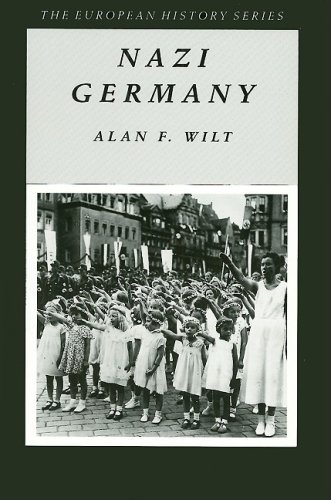 Nazi Germany (9780882959108) by Alan F. Wilt