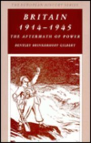 9780882959276: Britain 1914-1945: The Aftermath of Power (European History Series) (Keyboard Magazine Library for Electronic Musicians)