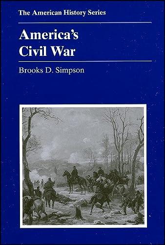 9780882959290: America's Civil War