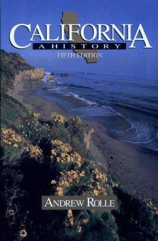 9780882959382: California: A History