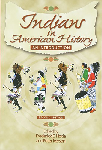 9780882959399: Indians in American History: An Introduction