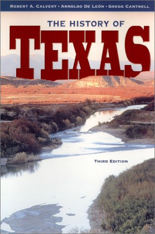 9780882959665: The History of Texas