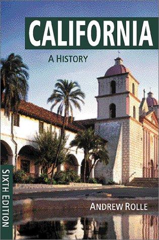 9780882959726: California: A History