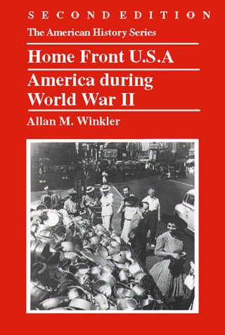 9780882959832: Home Front U.S.A: America During World War II