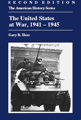 United States at War 1941-1945 (American History)