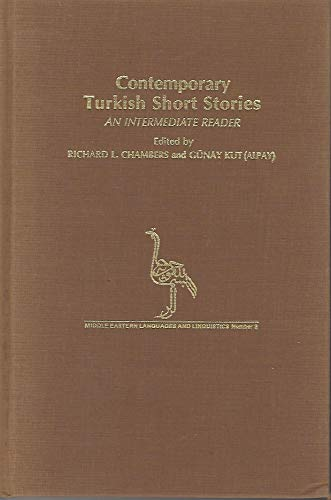 9780882970134: Contemporary Turkish Short Stories: An Intermediate Reader (Middle Eastern Languages and Linguistics ; No. 3) (English and Turkish Edition)
