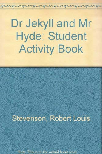9780883011768: Dr Jekyll and Mr Hyde: Student Activity Book