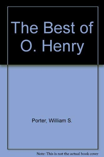 9780883012680: The Best of O. Henry