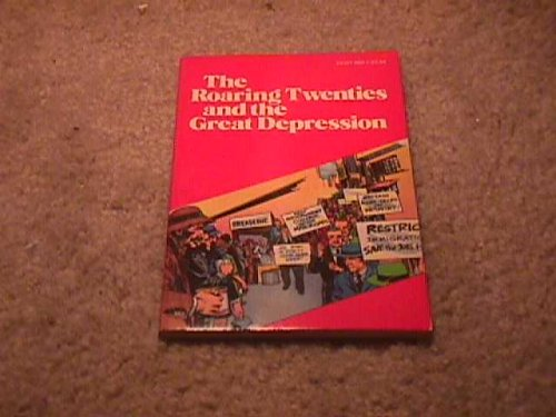 9780883018699: The Roaring Twenties and the Great Depression Pocket History