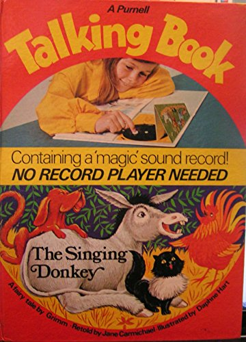 9780883021514: The singing donkey (Mulberry Press talking book)