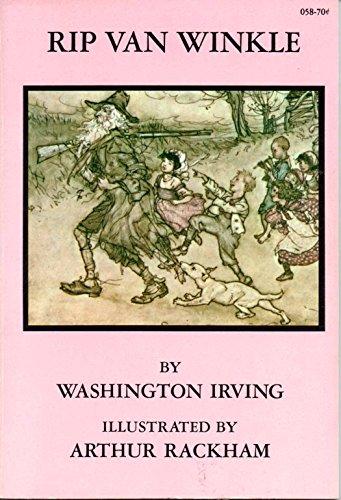 RIP VAN WINKLE: A Peter Possum Paperback: Irving, Washington