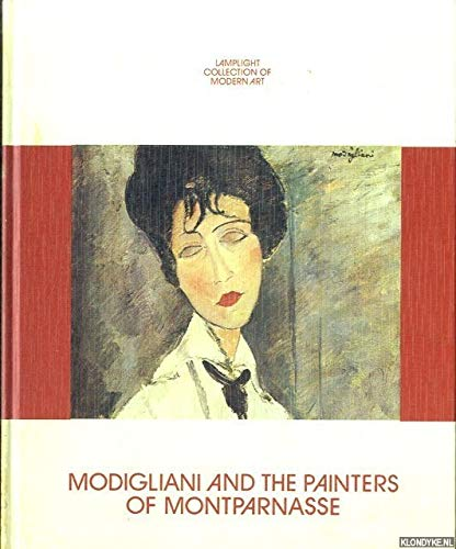 9780883080085: Modigliani and the painters of Montparnasse (Lamplight collection of modern art)
