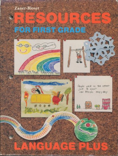Zaner-Bloser Resources for First Grade: Language Plus: Lucas, Virginia H.; Jose, Christine San