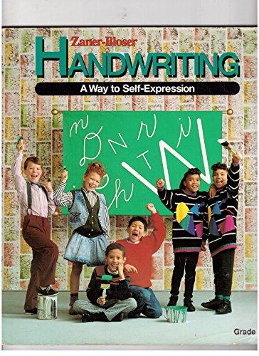 Handwriting A Way to Self-Expression Grade 3: Clinton S. Hackney,
