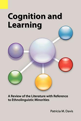 9780883121009: Cognition and Learning: A Review of the Literature With Reference to Ethnolinguistic Minorities