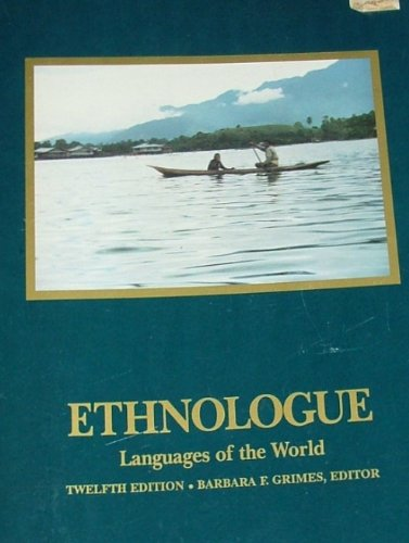 9780883128152: Ethnologue: Languages of the World