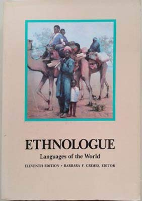 9780883128251: Ethnologue Languages of the World