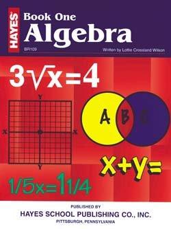 9780883130087: Algebra Book 1