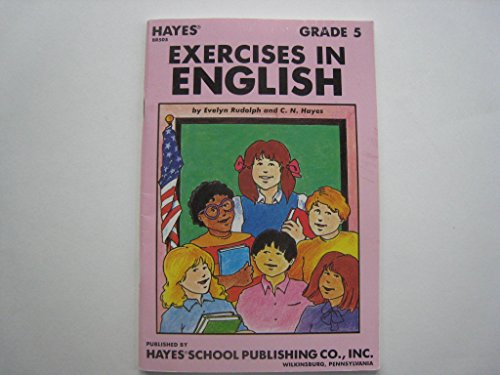 Excercises in English Grade 5: Hayes