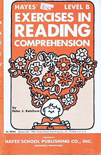 9780883130681: Hayes Exercises in Reading Comprehension Level D