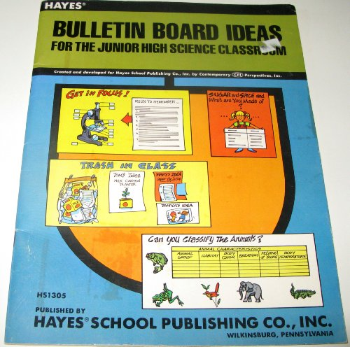Bulletin Board Ideas for the Junior High: Contemporary Perspectives, Inc.