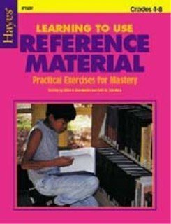 Learning to use reference material: Practical exercises for mastery: Mimi A Stankowich