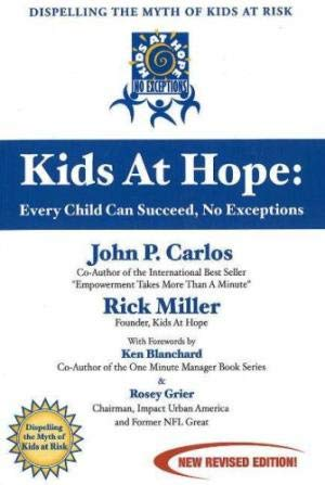 9780883148563: Kids at Hope: Every Child Can Succeed, No Exceptions